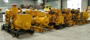 Rental Genset Open